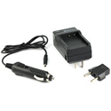 Lectrosonics 40107 Battery Charger Kit for LB-50 Battery