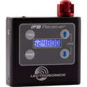 Lectrosonics IFBR1B-VHF UHF Multi-Frequency Belt-Pack IFB Receiver with Battery Charger Kit - 174.100 - 215.750 Mhz