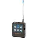 Lectrosonics LT-A1 Digital Hybrid Wireless Belt-Pack Transmitter - Band A1: 470.100 - 537.575mhz
