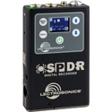 Lectrosonics SPDR Stereo Portable Digital Audio Recorder with Timecode Support
