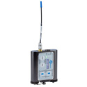 Lectrosonics WM-19 Water-Tight Transmitter 2 AA Variable RF Power with Mic - Block 19