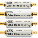 LEN L3GCC40M 3G SDI Cable Clone to Match to 40 Meters of Belden 1694A