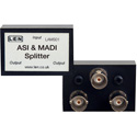 LEN LAMS01 AES MADI ASI Splitter