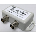 LEN LHDF03 HD-SDI Video Ground Isolator 4000 Volt - 4kV Breakdown - B-Stock (Repaired/No Original Packaging)
