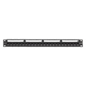 Leviton 6A586-U24 eXtreme 10G CAT 6A QuickPort 24-Port Patch Panel