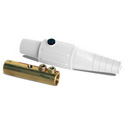 LEX CLS40FBB 400 Amp Cam-Type 16 Series Female Inline Connector 2/0 - 4/0 AWG - White