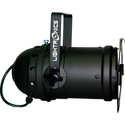 Lightronics PAR56-BU Par Can Lighting Fixture - Black