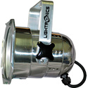Photo of Lightronics PAR64-SU PAR Can Lighting Fixture - Silver