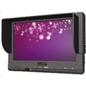 Lilliput 667GL-70NP/H/Y/S 7 Inch 16.9 LCD Field Monitor with SDI and HDMI Component and Composite Video Inputs