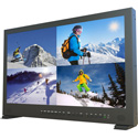 Lilliput BM230-4KS 23.8 inch 4K HDMI Carry-On Broadcast V-Mount Monitor with SDI - HDR and 3D LUTS