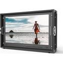 Lilliput BM280-12G-VBP 28-Inch 12G-SDI 4K Broadcast Director Monitor with 12G-SDI 4K HDMI Inputs - V Mount