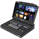 AVMATRIX PVS0613 Portable 6 Channel SDI/HDMI Multi-Format Video Switcher