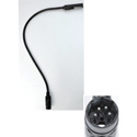 Littlite 24X-4-LED 24 Inch LED Gooseneck with 4-PIN XLR Connector
