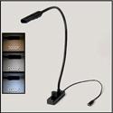 Littlite L-18-LED-3 LED-3 Lampset 18-inch Gooseneck Console Light Mounting Kit w/ Power Supply