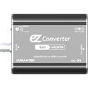 Lumantek ez-Converter SH 3G/HD/SD-SDI to HDMI Converter