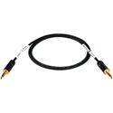 Sescom LN2MIC-ZOOMH4N-6 DSLR Cable 3.5mm TRS Line to 3.5mm TRS Mic for Zoom H4-PRO Series Recorders - 6 Foot