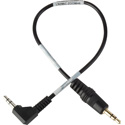 Sescom LN2MIC-ZOOMH6 3.5mm Line to Mic 25dB 9 Inch DSLR Audio Cable for Zoom H6