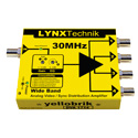 LYNX Technik Yellobrik DVA 1714 - Analog Video - Sync Distribution Amplifier
