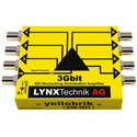 Yellobrik DVD 1817 ASI Compatible 1x7 3GBit / HD-SDI Distribution Amplifier