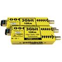 LYNX Technik Yellobrik OBD 1810 SD/HD/3G - Bidirectional SD / Fiber Transceiver