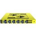 Lynx Technik OCM 1892 9 Channel Fiber CWDM with LC Connectors (1450nm - 1610nm)