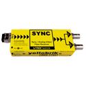 Lynx Yellobrik ORX 1712 Analog Video/Sync Singlemode 1310nm Fiber Receiver SC Connector