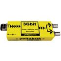 Yellobrik ORX-1802-ST Fiber Optic to 3G SDI Receiver ST Singlemode