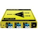 LYNX Technik Yellobrik OSP 1812 2 Channel Fiber Splitter - 50/50