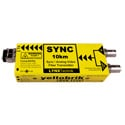 Lynx Yellobrik OTX 1712 Analog Video/Sync 10km Singlemode 1310nm Fiber Tx ST Connector