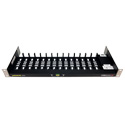 LYNX Technik Yellobrik RFR 1000-1 19 Inch (1RU) Rack Mount Chassis for Up to 14 Yellobriks