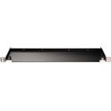 Lynx Technik RFR 1018 Yellobrik 0.5RU Rack Frame for Passive Fiber Modules