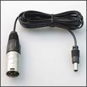LYNX Technik XLR 1000 - 4 Pin XLR Battery DC Power Cable