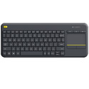 Logitech 920-007119 Wireless Touch Keyboard K400 Plus
