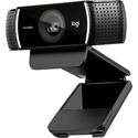 Logitech C922 Streaming Webcam with Full HD 1080p at 30fps/720p at 60fps
