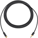 Sescom LOPRO-MPSMF-18IN Audio Cable LoProfile Mogami Star-Quad 3.5mm TRS Balanced Male to 3.5mm TRS Balanced Female - 1.