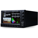 Leader LV5600-SER01 SDI INPUTS (4) - Includes CLOSED CAPTIONS and CIE DISPLAY) Common to LV5600 and LV7600 (hardware)