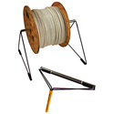Decoil-Zit DCZ 11 inch Collapsible Wire Reel Holder for reels up to 20 inches diameter and 18 inch width