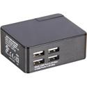 Listen Technologies LA-423-01 4-Port USB Charger