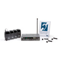 Listen Technologies LP-3CV-072-01 Listen 3-Channel RF Value Package (72 MHz)