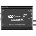 Lumantek ez-Converter HSPLUS HDMI / VGA to 3G/HD/SD-SDI Converter with Scaler