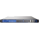 Luminex GigaCore 26i Install 24-Port & 6-SFP Port PoE Gigabit Ethernet Switch  Dante Switch  AES67 Switch