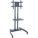 Luxor FP2500 Adjustable Height TV Stand