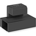Luxor KBEP-CGR KwikBoost EdgePower Clamp-On Desktop Charging Unit