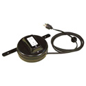 Luxor RE20 Retractable Power Cord - Two-Outlet - 20 Foot