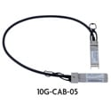 Luxul 10G-CAB-05 Direct-attach Cable 0.5m 10G Copper Passive