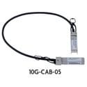 Luxul 10G-CAB-05 Direct-attach Cable 0.5m 10G Copper Passive