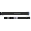 Luxul AGS-1024 AV Series 24-Port Gigabit Rack Mount Switch