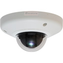 LevelOne FCS-3054 HUBBLE Fixed Dome IP Network Camera - 3MP - 802.3af PoE - Vandalproof