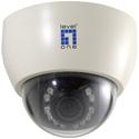 LevelOne FCS-3061 Day/Night H.264 Mega Pixel PoE IP Dome Network Camera