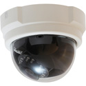 LevelOne FCS-3063 HUBBLE Fixed Dome IP Network Camera - 5MP - 802.3af PoE - IR LEDs